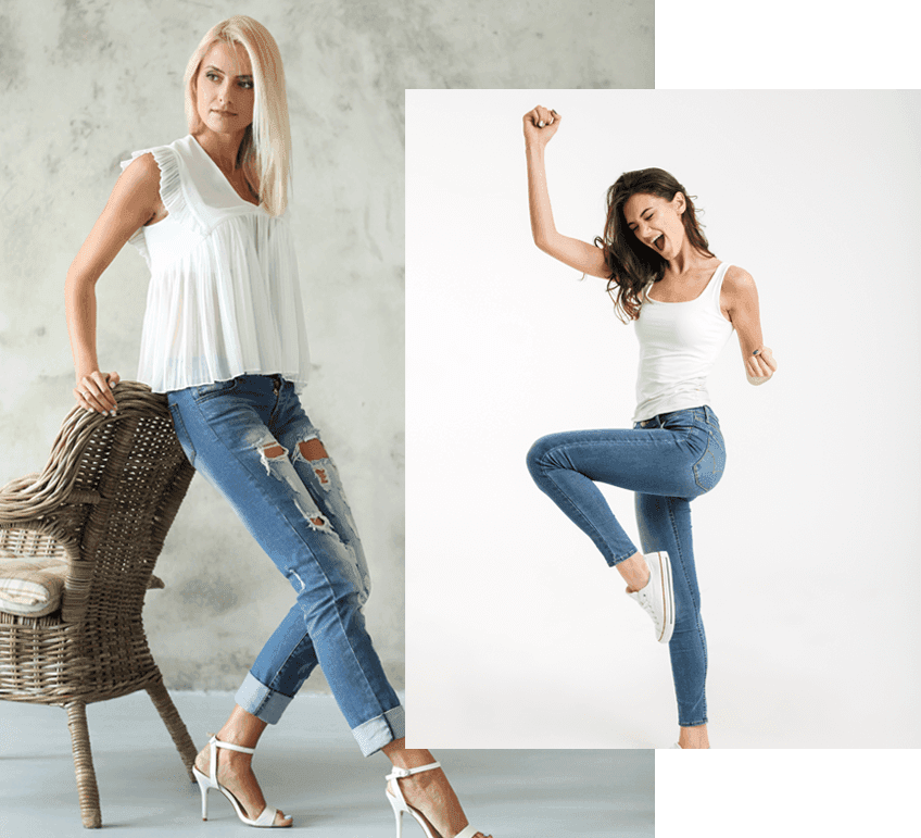 Women Jeans Manufacturers