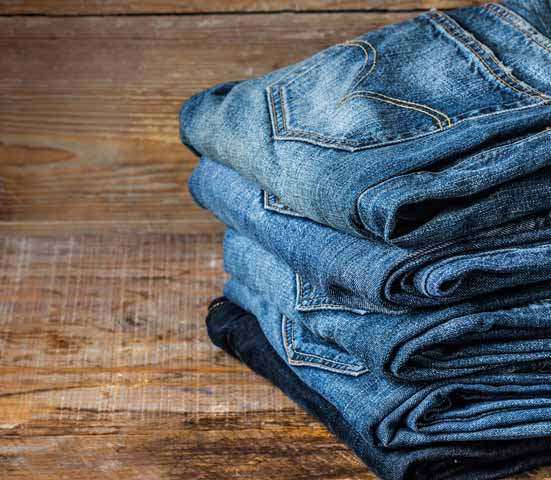Blue Jeans Manufacturers