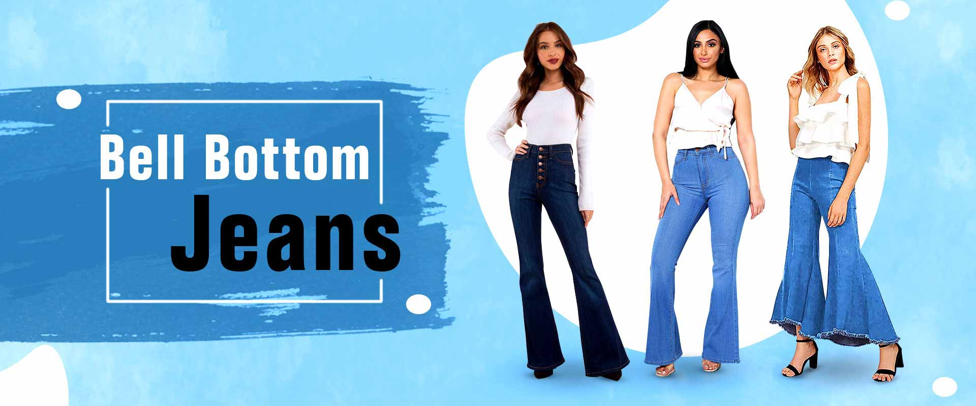 Bell Bottom Jeans Manufacturers