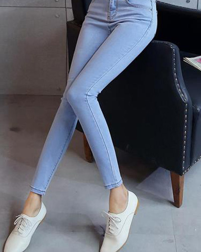 Women Bell Bottom Jeans In Bhiwandi