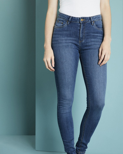 Women Blue Jeans In Ahmedabad