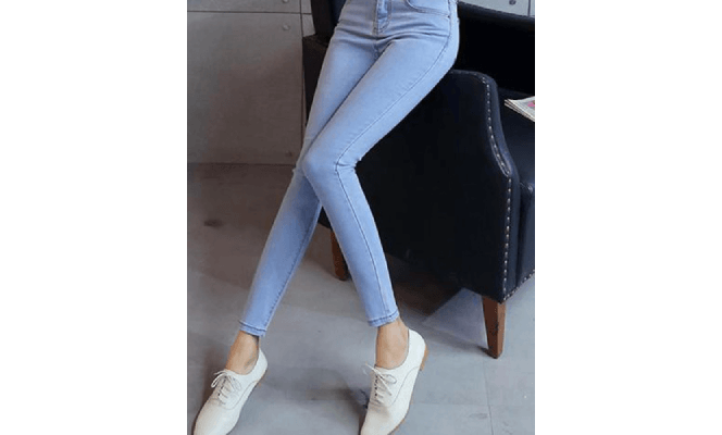 Women Ankle Length Jeans