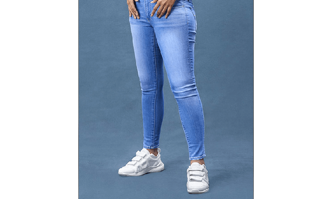 Women Blue Jeans In Amritsar