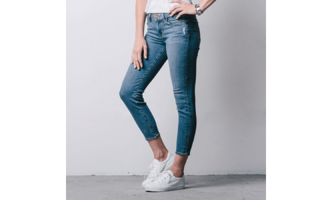 Women Cropped Jeans Manufacturers