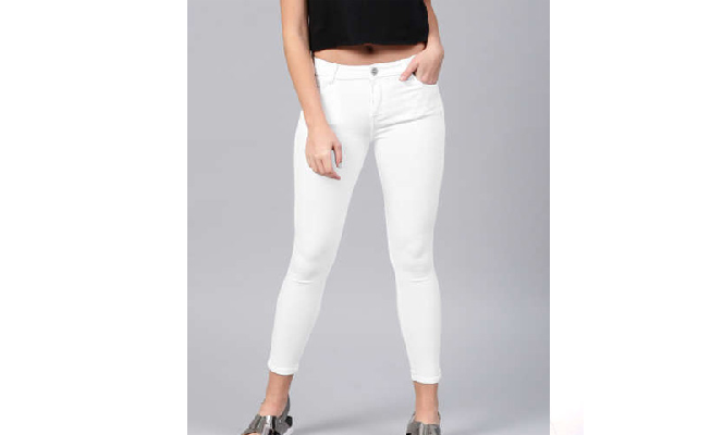 Women Regular Fit Jeans Manufacturers In Bhiwandi