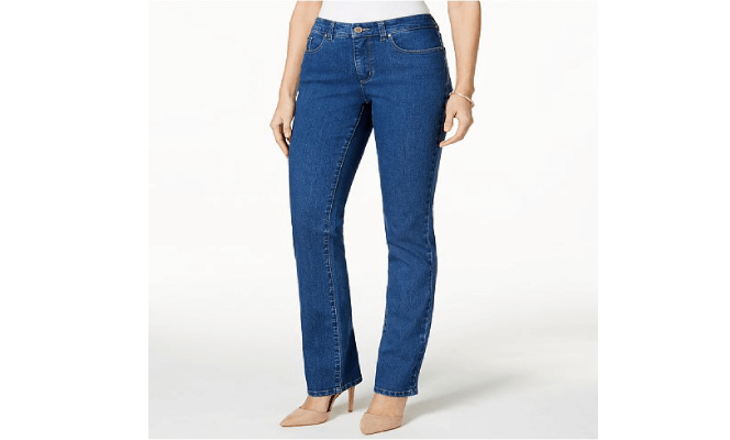 Women Straight Fit Jeans Manufacturers