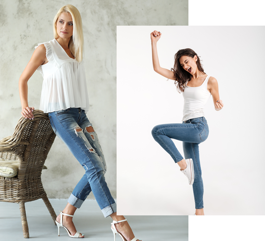 Women Jeans Manufacturers In Bhiwandi